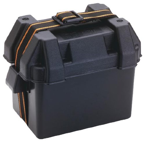 Attwood Corporation 9082-1 Small Battery Box