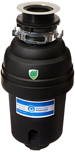 Mountain Plumbing Waste Disposer (Mountain Plumbing MT888-3CFWD Perfect Grind Waste Disposer - Continuous Feed 1-1/4 Hp)