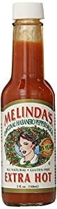 Melinda's Original Habanero Pepper Sauce -Extra Hot- 5 fl oz