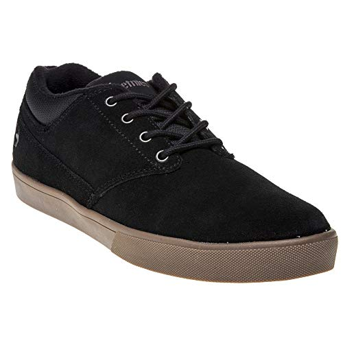 Etnies Men's Jameson MT Skate Shoe, Black/Gum, 9 Medium US (Etnies Jameson Mt)
