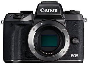 Canon EOS M5 - Cámara Evil de 24.2 MP (Pantalla táctil de 3.2 ...