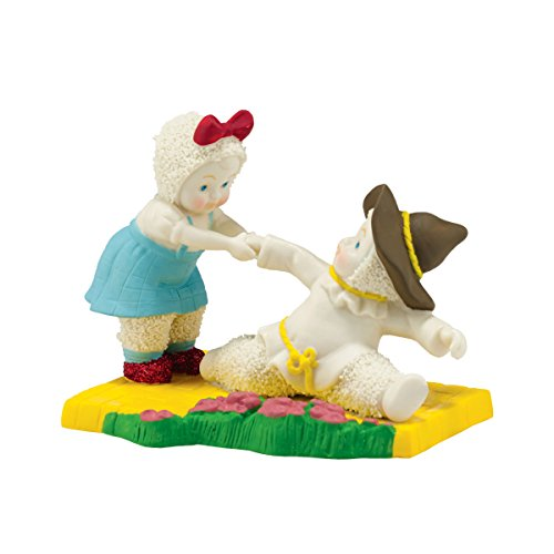 Department 56 Snowbabies Guest Collection Wizard of Oz Give Me Your Hand Figurine, 2.95 inch