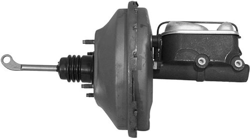 Power Brake Master Cylinder (Cardone 50-3717 Remanufactured Power Brake Booster with Master Cylinder)