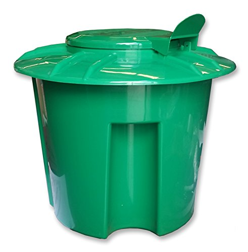Cove Products K9 Kennel Store in Ground Dog Kennel Septic Tank - Waste Management