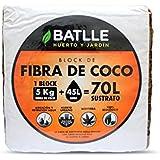 Batlle 960091unid - Sustrato de fibra de coco 5 Kg