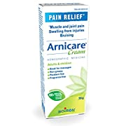 Boiron Arnicare Cream for Pain Relief, 70 g Tube, Topical Homeopathic Medicine for Muscle and Joint Pain Relief…