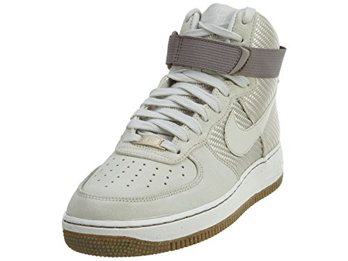 Nike Light Wmns Blanco Bone Light Bone Bianco Scarpe Prm Sportive Donna 1 Air Force Hi rrxgWfOdqw