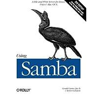 Using Samba: A File & Print Server for Linux, Unix & Mac OS X