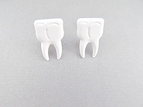 tooth-fairy-stud-earrings-teeth-earrings-dental-hygiene-hygienist-dentist