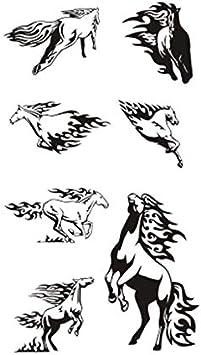 HDNSA Diseño caliente tatuaje temporal para adultos Tatoo ...