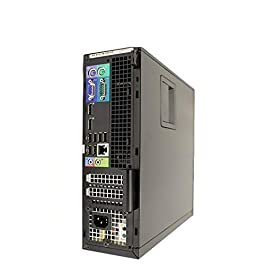 Dell Optiplex 7010 Business Desktop Computer (Intel Quad Core i5-3470 3.2GHz, 16GB RAM, New 480GB SSD HDD, USB 3.0…