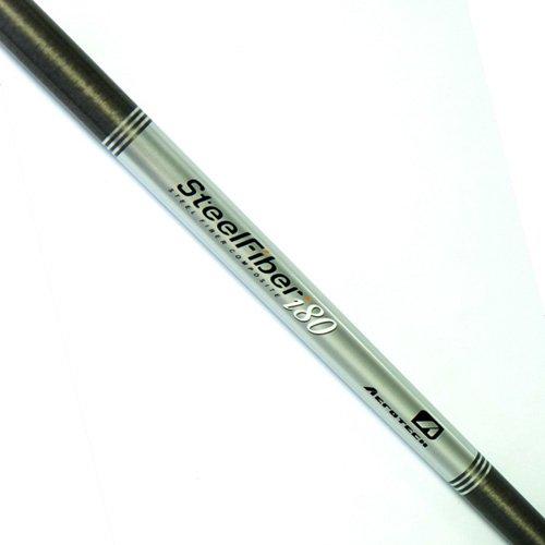 Aerotech SteelFiber i80 R-Flex Graphite Iron Shafts 4-PW .355 (7 Shafts)