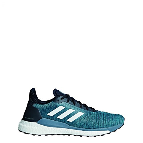 Adidas Prestaties Van Mannen Loopschoenen Blauw 42 2/3