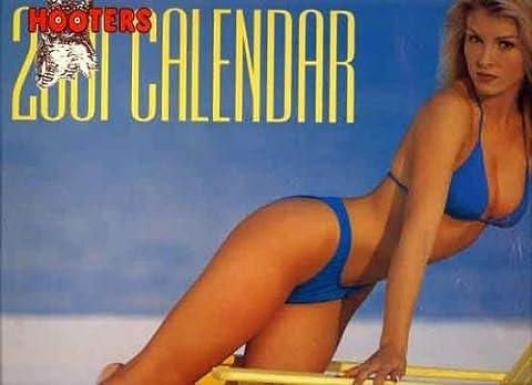 Hooters Restaurants 2001 Calendar - Hooters Calendar