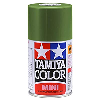 Spray Lacquer TS-28 Olive Drab - 100ml Spray Can 85028: Toys & Games