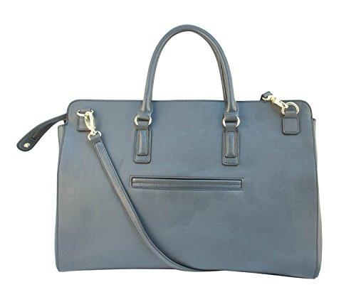 30988dc49f0a Tutilo Women Handbag Spellbinder Frame Dome Tote Shoulder Bag Gray Grey