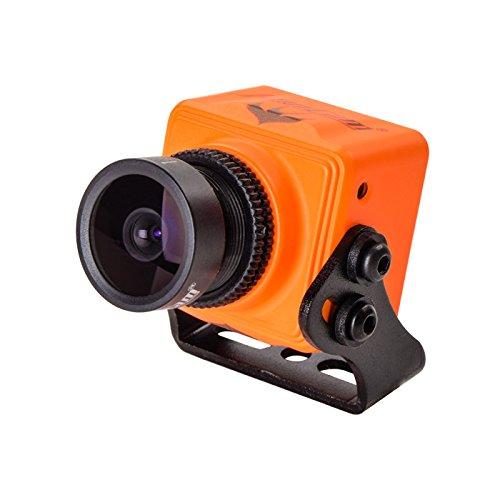 RunCam Swift Mini 2 FPV Camera 2.1mm Lens FOV 165 600TVL One Touch Scene Setting CCD DC 5-36V NTSC OSD Voltage Monitoring