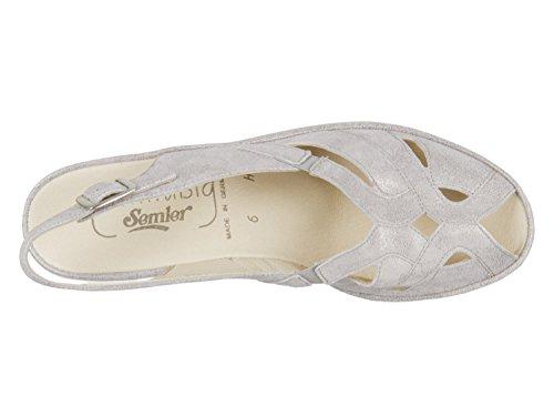 beige Semler femme Sandales beige pour z7rt1wq7