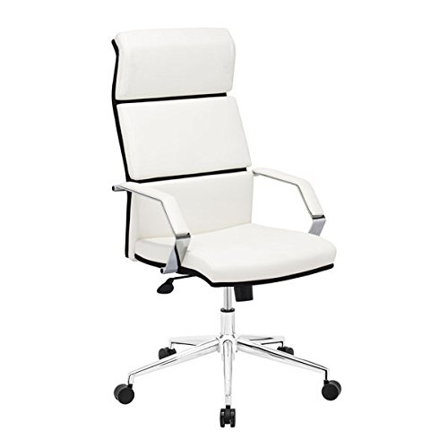Zuo Modern Lider Pro Office Chair  White