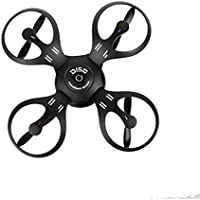 Owill Ball Shaped Foldable/ 2.4GHz/ 6-Axis Gyro /RC Quadcopter for About 8mins Flying Time (Black)