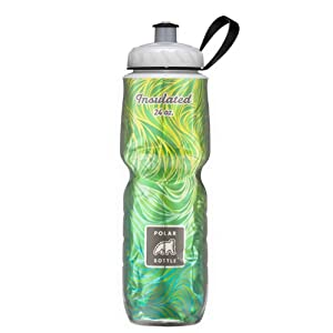 Polar Bottle Insulated Water Bottle (24-Ounce) (Lemon Grass)