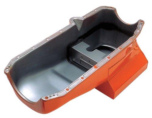 Trans-Dapt 8991 Orange Oil Pan ()