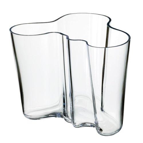 Iittala Aalto Vase Clear, Large