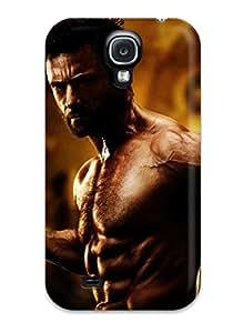 Juliam Beisel's Shop For Galaxy S4 Fashion Design Wolverine Case 9728631K70051442