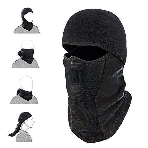 SUNPRO Balaclava - Windproof Ski Mask - Cold Weather Face Mask Neck Warmer
