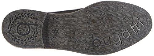 Bugatti F7532pr1, Bottes Desert Courtes, Doublure Froide Homme Noir - Noir