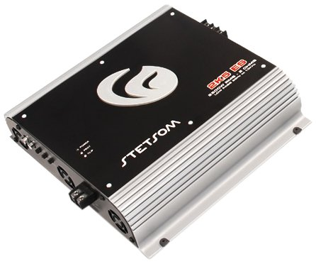 Stetsom 2K5ES2 2630-Watt Mono 2 Ohm Car ()