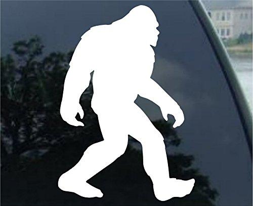 Bigfoot Sasquatch Car Window Vinyl Decal Sticker (3