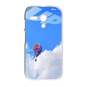 Up Cartoon Motorola G Cell Phone Case White Gift pjz003_3273504