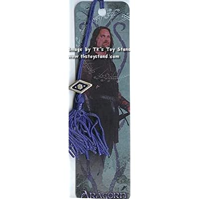 Aragorn the Ranger Bookmark Lord of the Rings Borders Bookstore Exclusive: Toys & Games