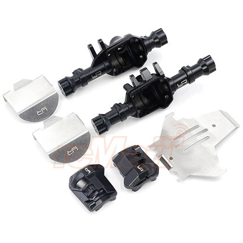 Yeah Racing Full Metal Axle Housing Upgrade Set For Traxxas TRX-4#TRX4-S02 ()