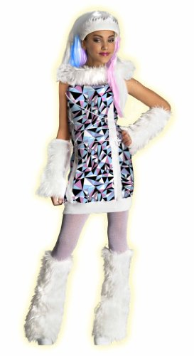 Monster High Abbey Bominable Costume - Small ()