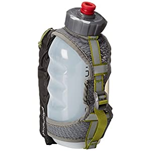 Ultimate Direction Fastdraw 600 Water Bottle - 20oz Graphite, One Size