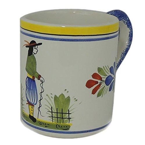 Quimper Henriot Hb (Quimper Henriot Mug - Man)
