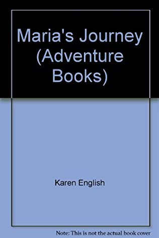 book cover of Maria\'s Journey