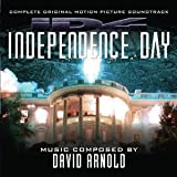 Independence Day (Complete Original Motion Picture Soundtrack) by David Arnold [Music CD]
