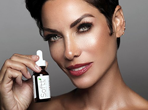 Soin de beauté rapproche par Nicole Murphy vitamine C sérum 20 %