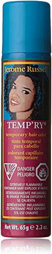 jerome russell Temporary Spray, Red