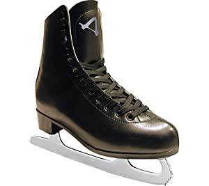 American Athletic Shoe Men S Leather Lined Figure Skates