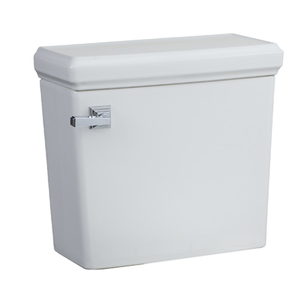 American Standard 4216.128.020 Town Square 1.28 Gpf Tank, White