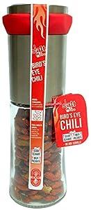 Salt & More Chili Mühle (80.000 scovile), 1er Pack (1 x 30 g)