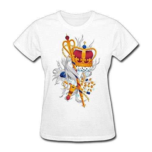 (Ramalhorich Womens Rags & Riches T Shirt White)