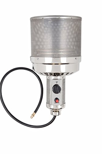 Fire Sense 46,000 BTU (XL-Series) Burner Head Replacement Assembly for Propane Patio Heater