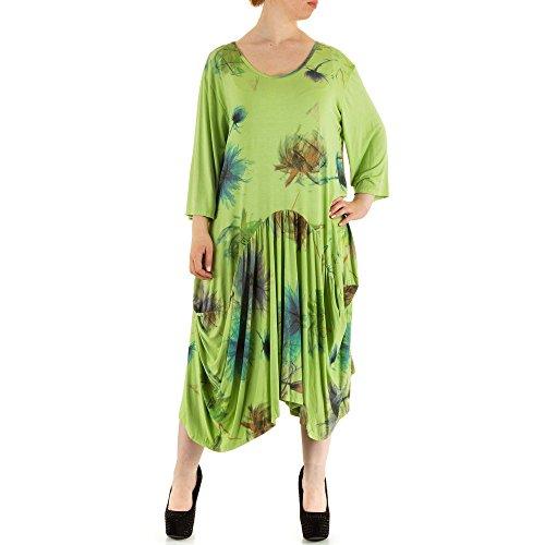 Ital-Design - Vestido - para mujer Verde