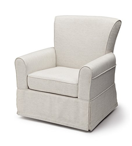 Swivel Glider Rocker Chair - Delta Furniture Upholstered Glider Swivel Rocker Chair, Sand