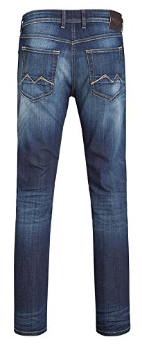 MAC JEANS Herren Hose Modern Fit Arne 01 Alpha Denim 42/34